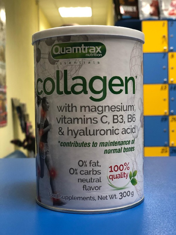 COLLAGEN QUAMTRAX 300г